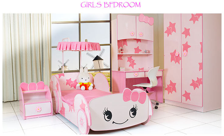 Grils Bedroom