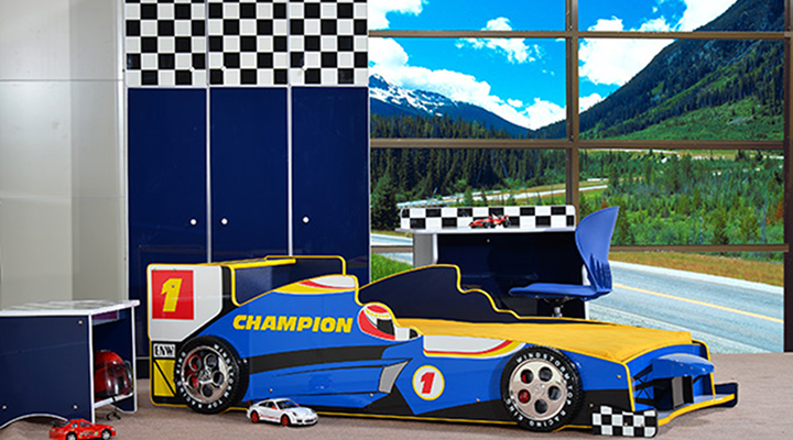 E143B Champion F1 Collection