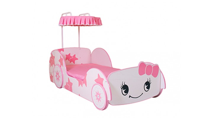 15801 Little Star Cartoon Car Bed