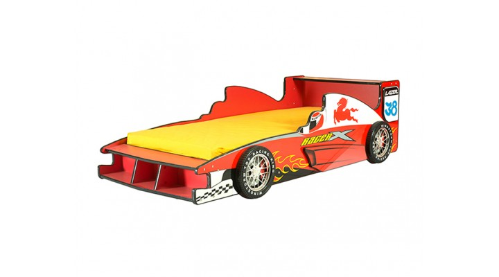 16101 Racer X F1 Racing Car Bed
