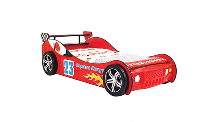 B131R Supreme Energy Racing Car Bed