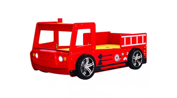 B136 Speedy Fire Engine Bed