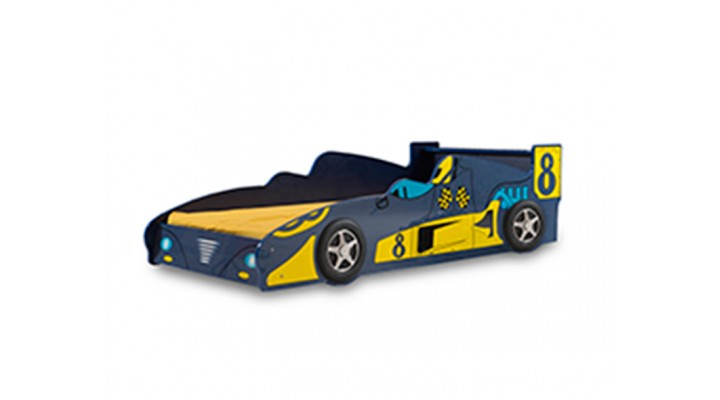E835B Supreme F1 Racing Car Bed