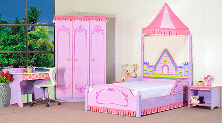 16701D Princess Castle Collection